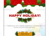 Holiday Email Templates Free Downloads 38 Christmas Email Newsletter Templates Free Psd Eps