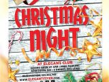 Holiday event Flyer Template Free Best Free Christmas and New Year Psd Flyers to Promote
