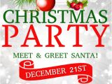 Holiday event Flyer Template Free Copy Of Christmas Postermywall