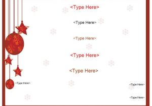 Holiday Gift Certificate Template Free Download Holiday Free Gift Certificate Template Word