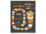 Holiday Party Flyer Template Publisher Christmas Party Flyer Template Word Publisher