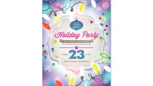 Holiday Party Flyer Template Publisher Holiday Party Flyer Template Word Publisher