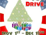 Holiday toy Drive Flyer Template Free Download This Free Christmas toy Drive Flyer Template for