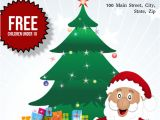 Holiday toy Drive Flyer Template Free toy Drive Template Postermywall