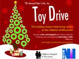 Holiday toy Drive Flyer Template Free Uncategorized Nevsinklabels