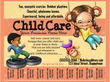 Home Daycare Flyer Templates 33 Daycare Flyer Templates Word Psd Ai Eps Vector