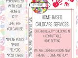 Home Daycare Flyer Templates Best 25 Child Care Centers Ideas On Pinterest Child
