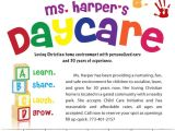 Home Daycare Flyer Templates Free Daycare Flyers Follow Lauren ashley Barnes
