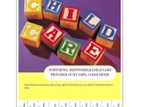 Home Daycare Flyers Free Templates Find Free Flyer Templates for Word 10 Excellent Options