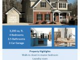 Home for Sale by Owner Flyer Template Fsbo Flyer Template for Word