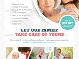Home Health Care Flyer Templates All In One WordPress Health and Beauty Package