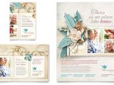 Home Health Care Flyer Templates Hospice Home Care Flyer Ad Template Word Publisher