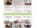 Home Staging Flyer Templates 17 Best Images About Brochure Design On Pinterest
