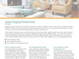 Home Staging Flyer Templates Intro Security Professional the Alliance