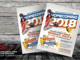 Homecoming Flyer Template Homecoming event Flyer Templates by Kinzi21 Graphicriver