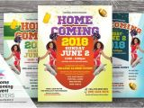 Homecoming Flyer Template Homecoming event Flyer Templates by Kinzi21 On