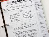 Homemade Cookbooks Template Best 20 Cookbook Template Ideas On Pinterest