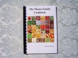 Homemade Cookbooks Template Cookbook Template Makethefamilycookbook