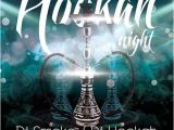 Hookah Flyer Template Free Download 20 Awesome Free Party Flyers Utemplates