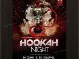 Hookah Flyer Template Free Hookah Night Free Psd Flyer Template Hookah Flyer