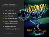 Hookah Flyer Template Free Hookah Wednesdays Flyer Template Flyerheroes