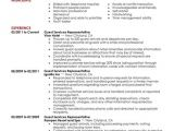 Hospitality Resume Templates Best Guest Service Representative Resume Example Livecareer