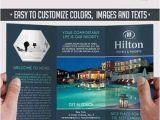 Hotel Brochure Templates Free Download Hotel Premium Tri Fold Psd Brochure Template Facebook