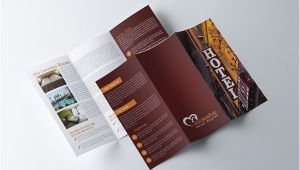 Hotel Flyer Templates Free Download 14 Hotel Brochure Template Psd Indesign