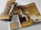 Hotel Flyer Templates Free Download 16 Popular Psd Hotel Brochure Templates Free Premium