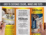 Hotel Flyer Templates Free Download Free Hotel and Motel Tri Fold Psd Brochure by Elegantflyer