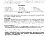 Hotel Management Resume format Word Construction Project Manager Resume Sample Doc Printable