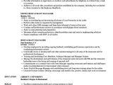 Hotel Management Resume format Word Restaurant Manager Resume Samples Velvet Jobs