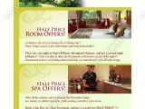 Hotel Newsletter Templates 7 Best Vacation Rental Email Templates Images On Pinterest