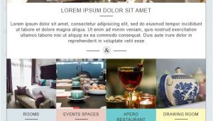 Hotel Newsletter Templates 8 Best Images About Email Marketing Template On Pinterest