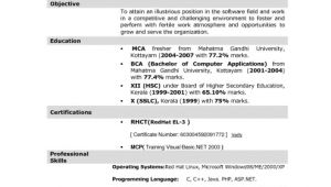 Hotel Resume format Word Hotel Management Resume format Pdf Printable Planner