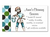 House Cleaning Business Cards Templates Free Maids and Cleaning Service Business Card Templates
