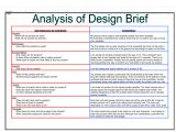 House Design Brief Template for Architect 10 Design Brief format Template Images Design Brief