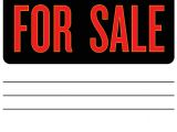 House for Sale Sign Template Car for Sale Sign Template Car for Sale by Owner