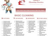 Housekeeping Flyer Templates Cleaning Service Flyer Template House Cleaning Flyer