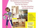 Housekeeping Flyer Templates Housekeeping Flyers 155 Kb Jpeg Window Cleaning Flyer