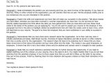 How A Cover Letter Looks Like What Does A Good Cover Letter Look Like Project Scope