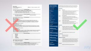 How Do You format A Resume On Word 15 Resume Templates for Word Free to Download