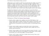 How to Address Key Selection Criteria In A Cover Letter Sample Cover Letter Key Selection Criteria Sample Resume