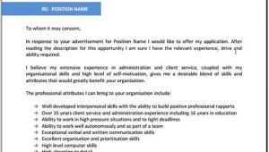 How to Address Selection Criteria In A Cover Letter 9 Best Selection Criteria Writers Images On Pinterest