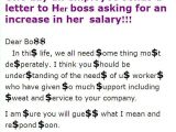 How to ask for A Salary In A Cover Letter My Armanizan Monologue Boss and You
