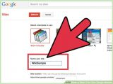 How to Change Template On Google Sites How to Make Your Own Google Website 11 Steps with Pictures