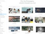 How to Change Wix Template Wix How to Change Template Gallery Professional Report