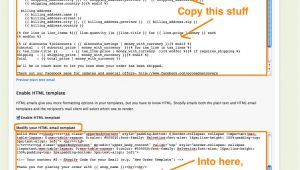 How to Code An Email Template Shopify HTML Email Templates A Beginner 39 S Guide