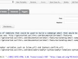 How to Code An Email Template the Template Editor Sailthru Documentation