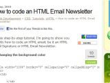 How to Code HTML Email Template Page Not Found Error 404 Helping Web Designers Get